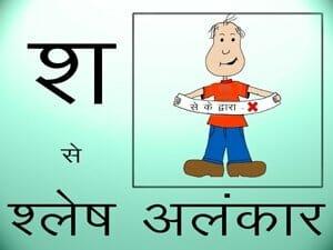 Shlesh Alankar (शलेश अलंकार) - Online Hindi Coaching Classes