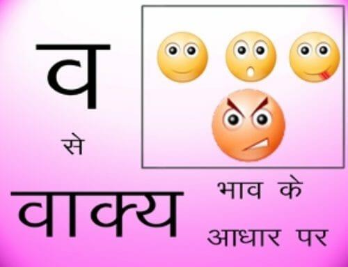 वाक्य भाव के आधार पर – vakaya – Hindi Grammar Online Classes